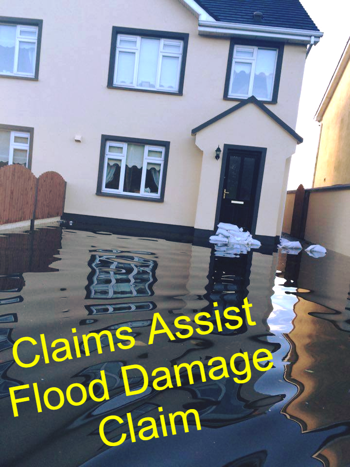 Flood damage insurance assessors