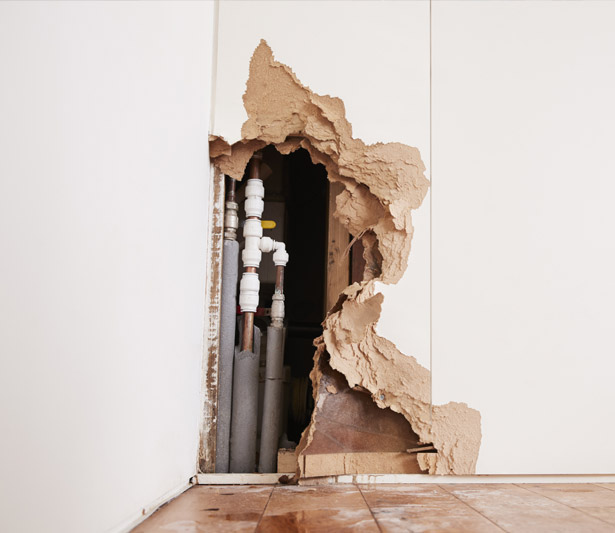 Water damage claims assistance Ireland