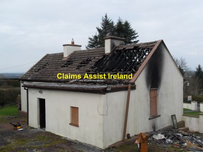 Fire and smoke damage insurance assessors