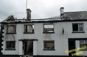 Commercial Fire damage Assessor Limerick