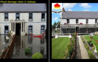 Flood insurance claims Galway