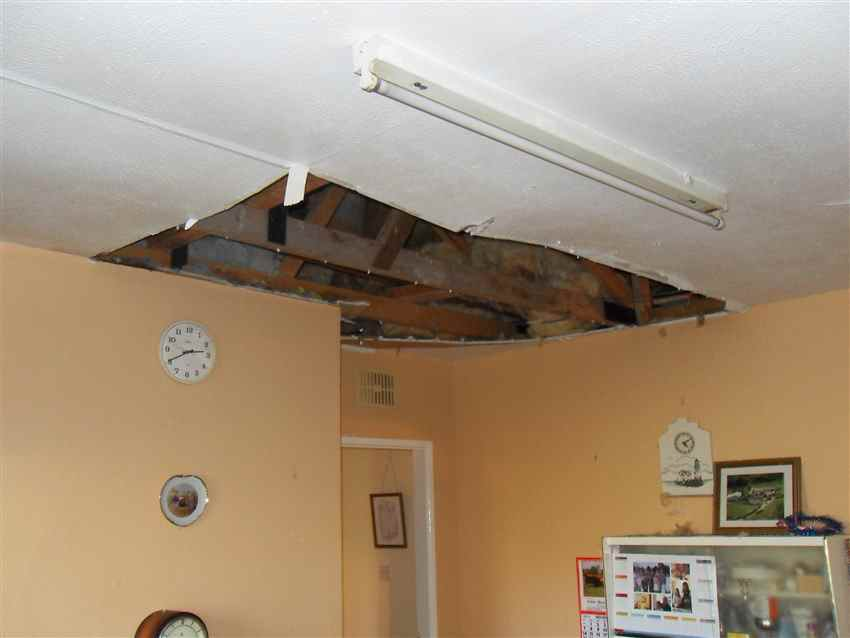 Water damage insurance ireland