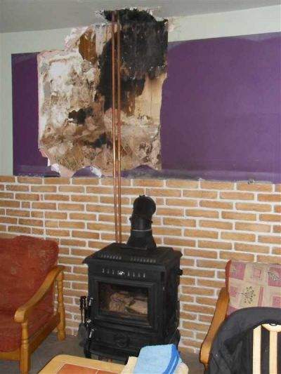 Chimney Fire Claims Assist