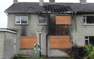 Home fire insurance claims Ireland