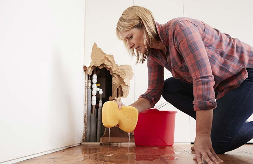 Burst Pipes and Water Damage Insurance Claims