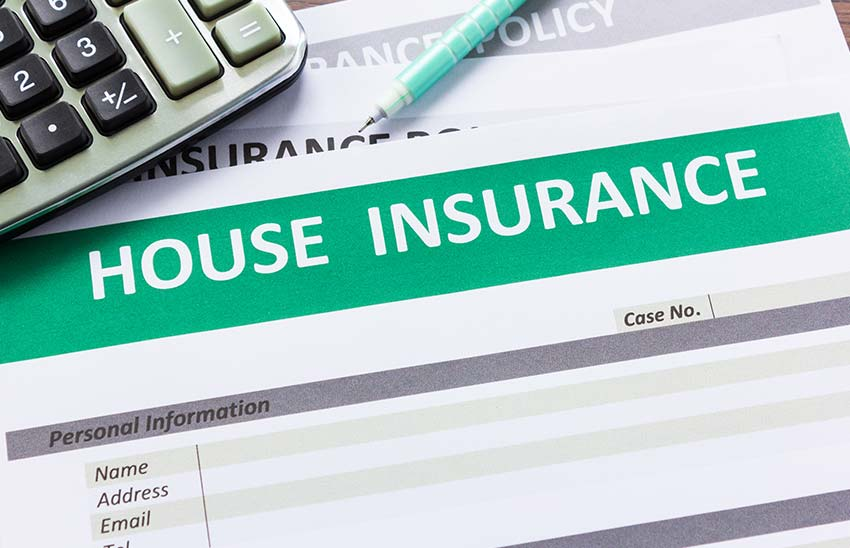 House insurance professional