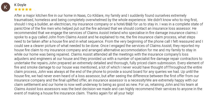 Claims Assist Ireland